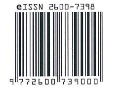 al-lisan Journal barcode